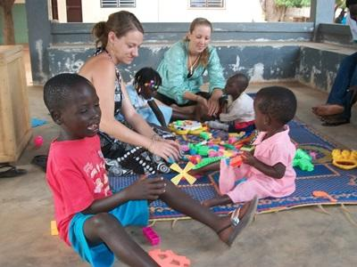 Missions humanitaires, Togo par Jessica Adamczyk