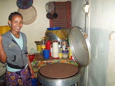 Cuisine en Ethiopie