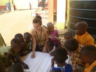 Mission humanitaire au Ghana