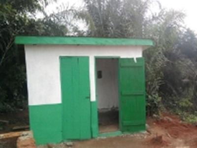 Construction de latrines Ghana