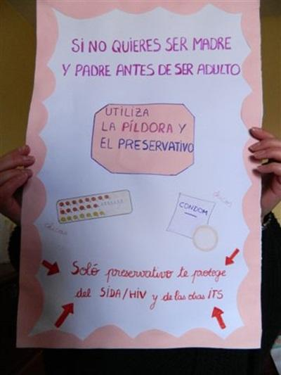 Campagne de santé au Pérou