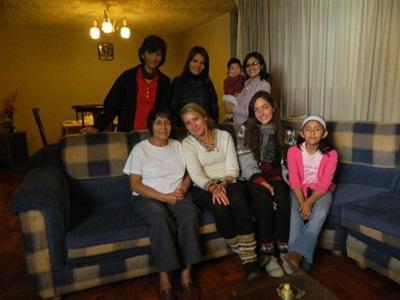 Immersion en famille d'accueil au Pérou