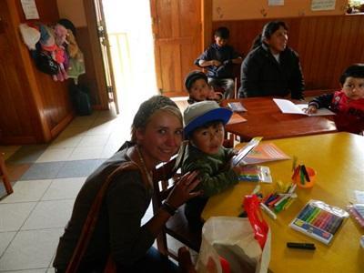 Stage de médecine au Pérou