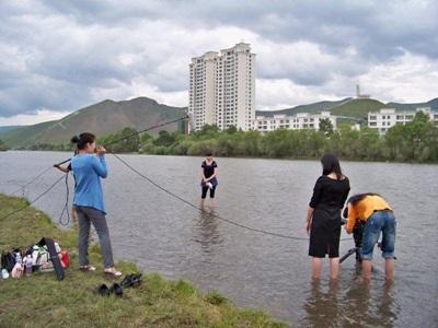 Journalisme, Mongolie par Laetitia Bricout