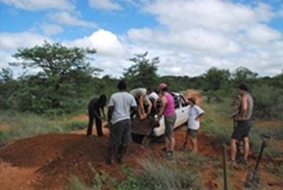 Afrique du Sud, Ecovolontariat par Laura Centeno