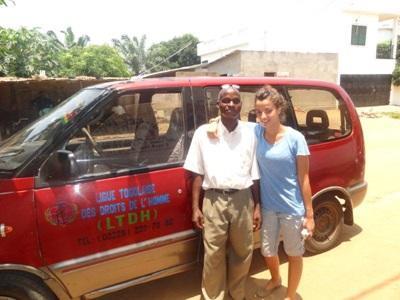 Mission Droits de l'Homme Togo