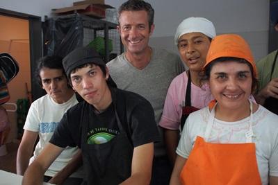 Bénévolat auprès d'handicapés en Argentine