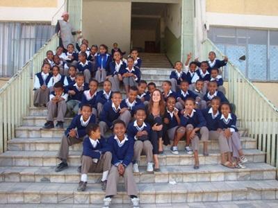 Donner des cours de français en Ethiopie