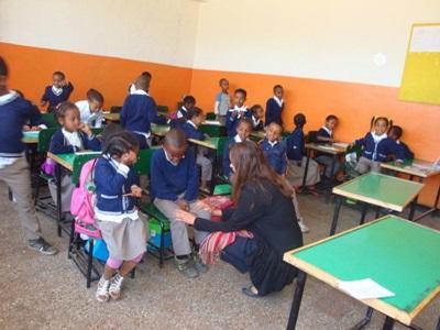 Ecole Afrique de l'Est