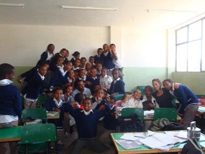 Mission enseignement Afrique de l'est