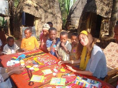 Mission humanitaire Ethiopie