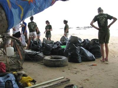 Environnement Thailande