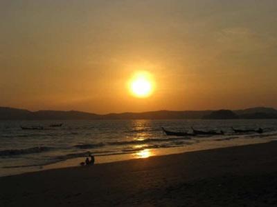Thaïlande Sunset