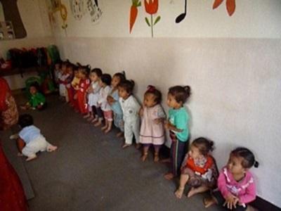 Aider les enfants au Népal
