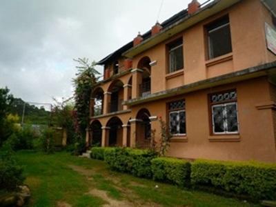 Maison d'accueil des volontaires près de Kathmandou