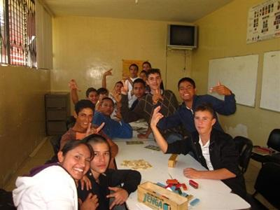 Aider des adolescents mexicains