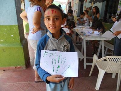 Argentine, mission humanitaire par Marie Fouré