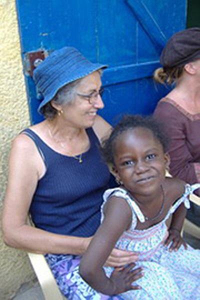 Marie France Derrien - Sénégal