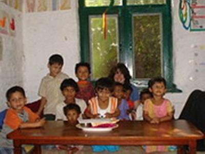 Népal. Dans le centre MSPN