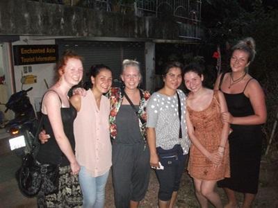 Mission humanitaire, Thaïlande, par Marion Angelini