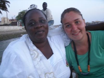 Mission humanitaire, Sénégal par Marion Dujardin