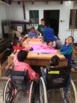 Mission humanitaire en Bolivie