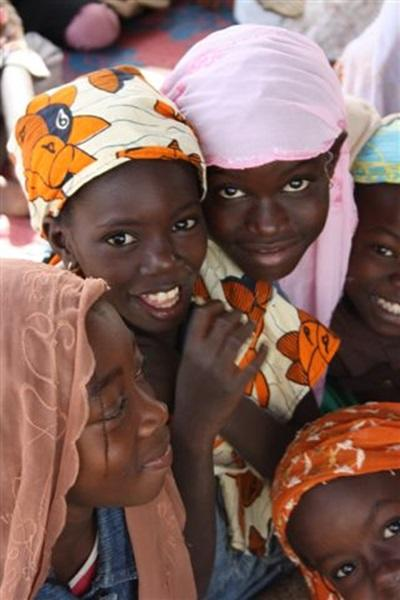 Aide à l'enfance en Afrique