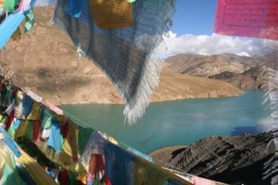 Paysages tibétains
