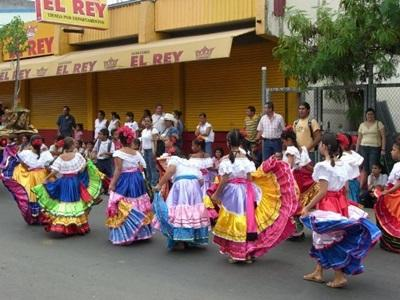 Les fêtes de Liberia