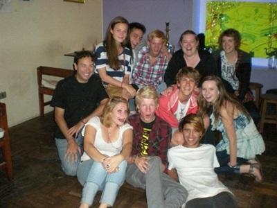 Communauté de volontaires en Bolivie