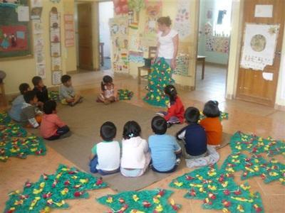 Mission humanitaire dans un orphelinat en Bolivie