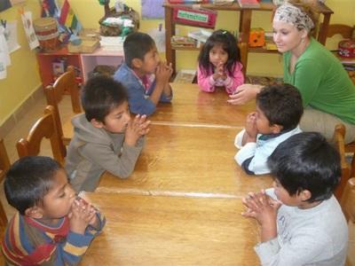 S'occuper d'enfants en Amérique Latine