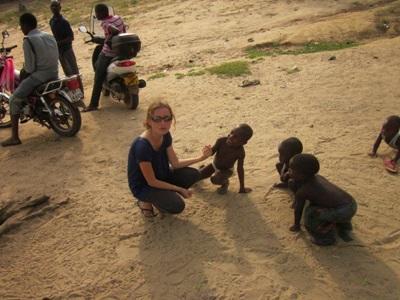 Enseignement, Togo par Mélanie Werler