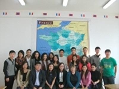 Enseignement, Mongolie par Michèle Gillier