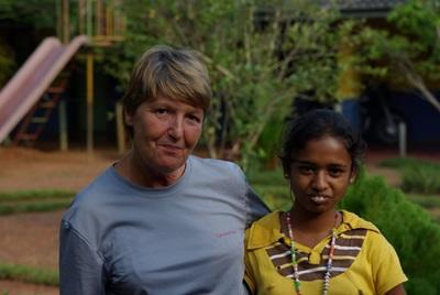 Nadinne Remacle - Sri Lanka
