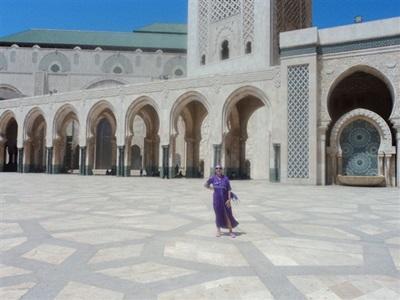 Médecin en mission au Maroc