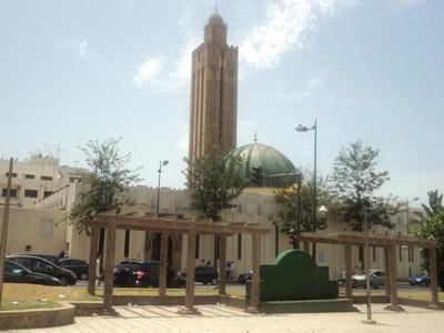 Mosquée de Rabat, Maroc