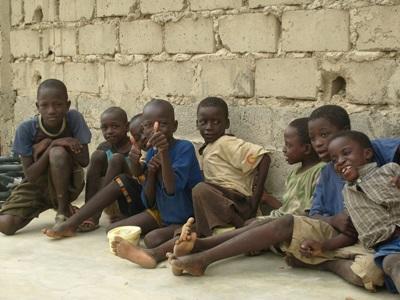 Mission humanitaire, Sénégal, par Pascale Boyer