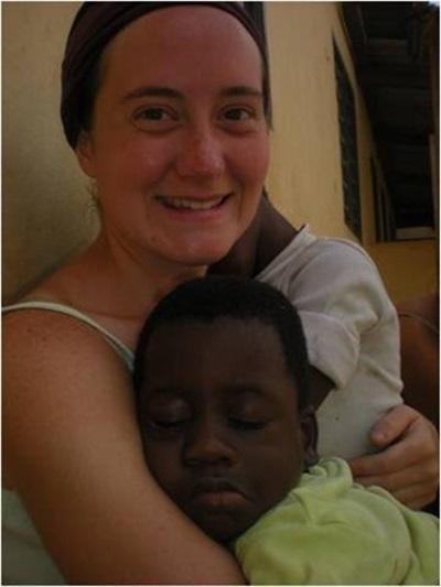 Travailler dans un orphelinat togolais
