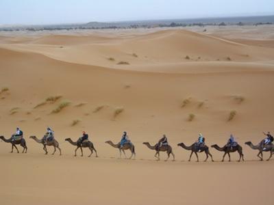 Stage Droits de l'homme, Maroc par Pauline Soria