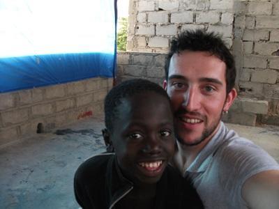 Senegal Pierrick Pasquet