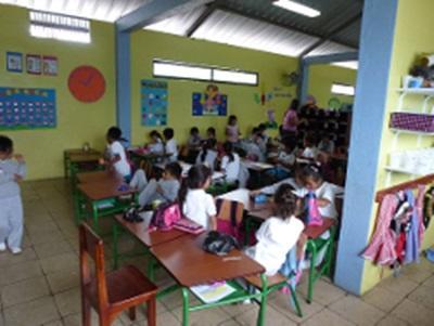 Volontariat en école aux Galapagos