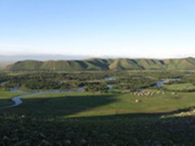 Mongolie - Sabrina Harter