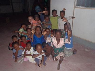 Mission humanitaire, Togo par Samantha Valeix