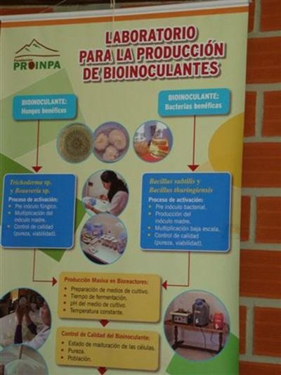Eco-project, Bolivia , par Sandrine Dragon