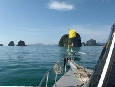 Ecovolontariat, Thaïlande par Séverine Le Conte