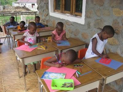 Travaux manuels Tanzanie