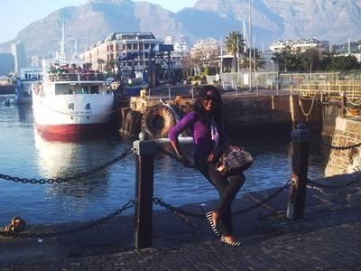 Business, Afrique du Sud par Sonia Nouneneu Niami