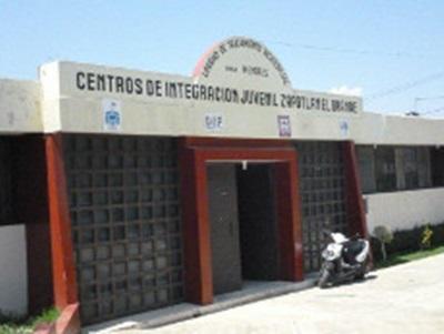 Centre pour ados en difficulté, Mexique