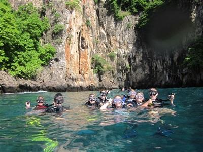 Ecovolontariat, Thaïlande par Sophie Grasser